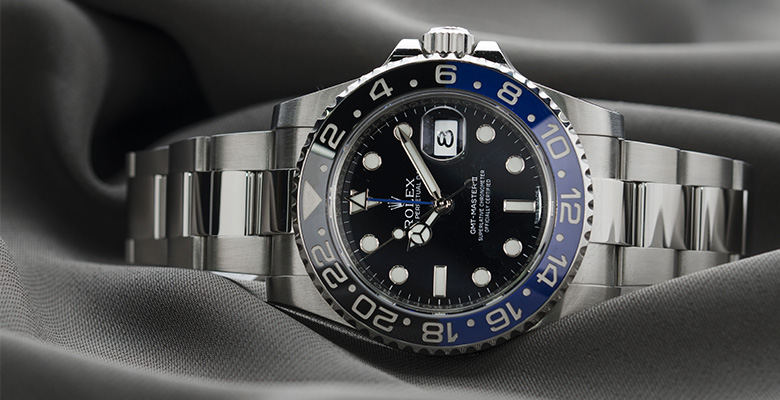 luxury pre-owned rolex