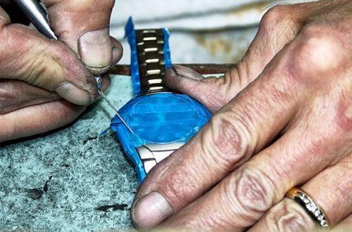 titanium refurbishment process