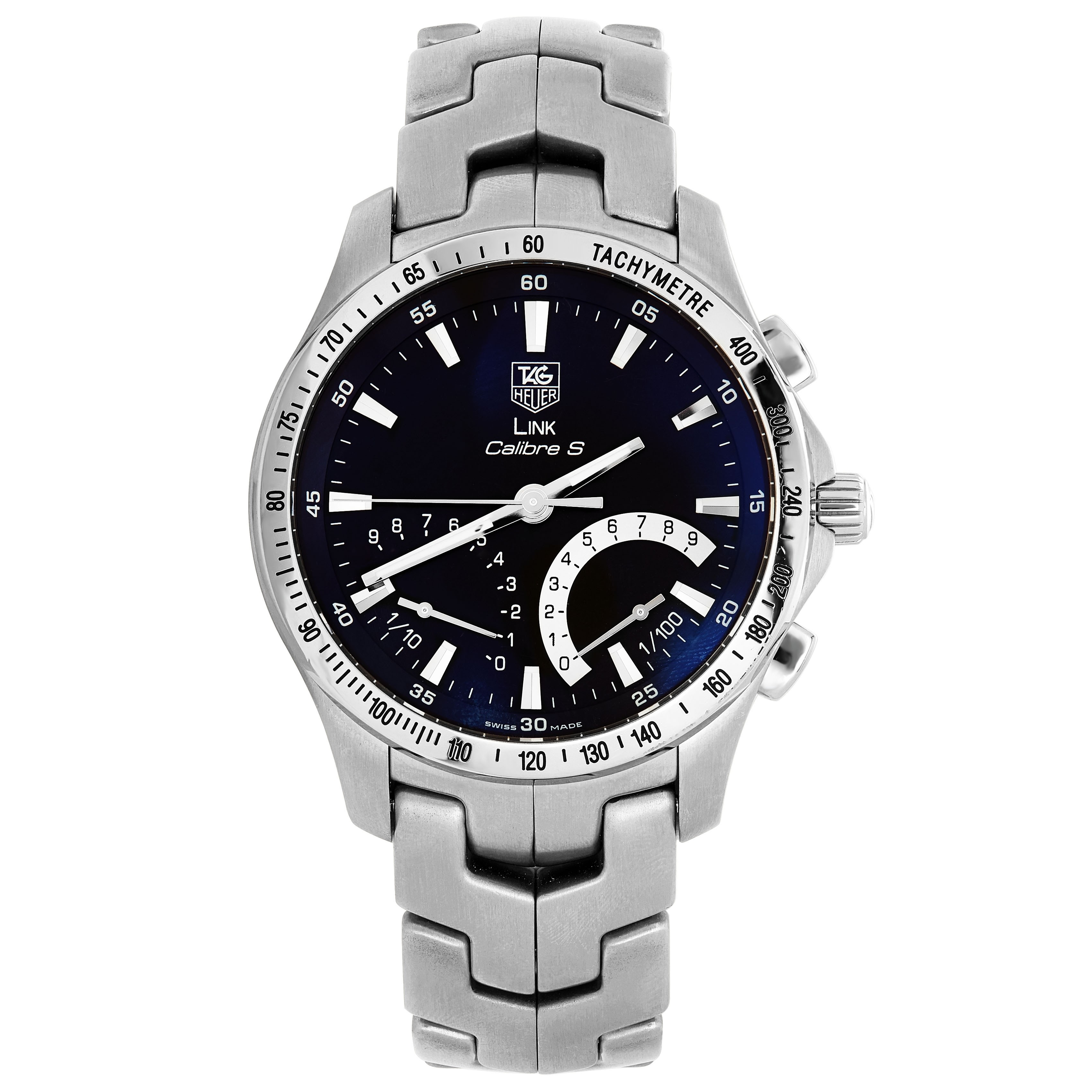 Pre-Owned TAG Heuer Link Automatic Watch