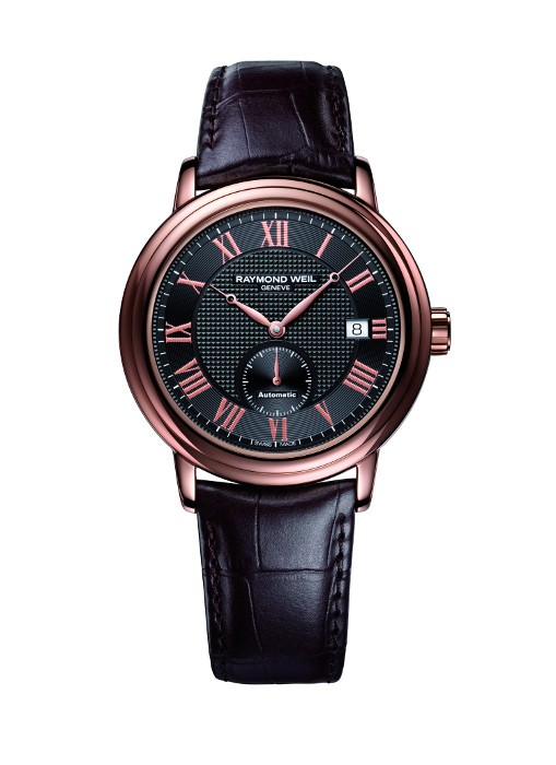 Raymond Weil Men's Maestro Rose Automatic Watch
