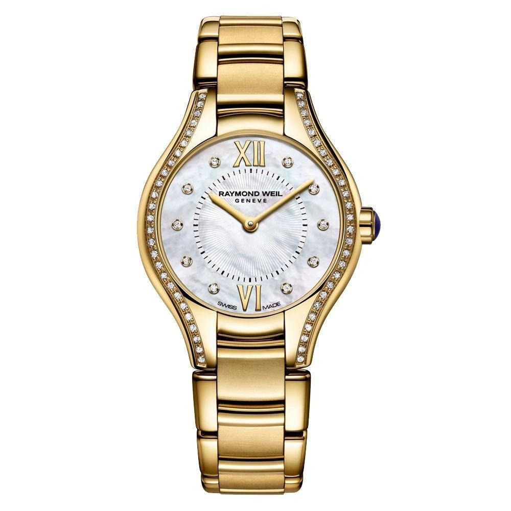 Raymond Weil Noemia Mother of Pearl & Diamond Ladies Watch
