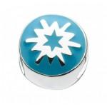 Snowflake bead