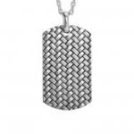 Gents Silver Pendant / Silver