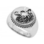 Gents Silver Ring / Sterling Silver