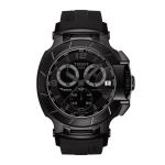 Tissot T-Race Men's Black Chronograph Sport Watch