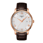 Tissot Men's Tradition Rose Gold Watch