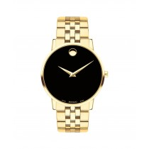 Gents Yellow Gold Watch / Stainless