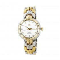 Pre-Owned TAG Heuer Link Automatic Two-Tone Ladies Watch