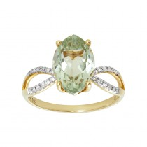 Ladies Miscellaneous Ring / 14 Kt Y