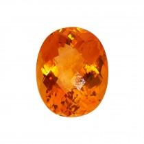 Grade AA Golden Citrine beautiful golden to slightly orange color