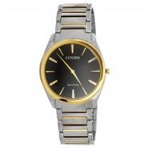 Gents 2-Tone Wrist Watch / 2-Tone