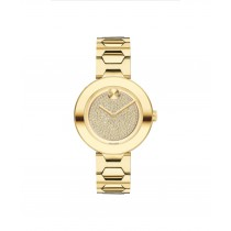 Movado BOLD Women's Yellow-Gold Ion-Plated Watch