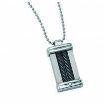 Gents Stainless Pendant / Stainless
