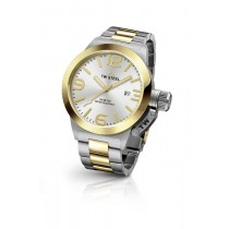 Gents 2-Tone Watch / Stainless