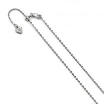 Ladies Silver Chain / Silver