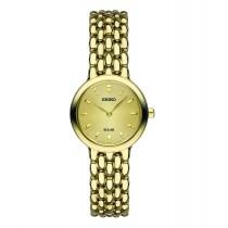 Seiko Women's Essentials Gold-Tone Watch