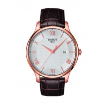Tissot Tradition Men's Leather Watch