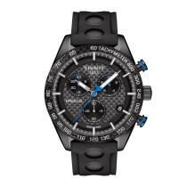 Tissot PRS 516 Chronograph Black Watch