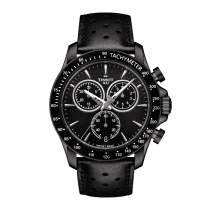 Tissot Men's V8 Quartz Chronograph Watch