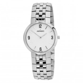 Movado Men's Stainless Steel Watch