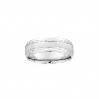 Gents Silver Ring / Silver