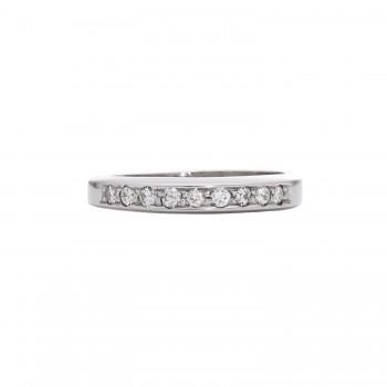 Ladies .260 Ctw Diamond Ring / Platinum