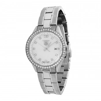 Ladies Stainless Wrist Watch / Stainless