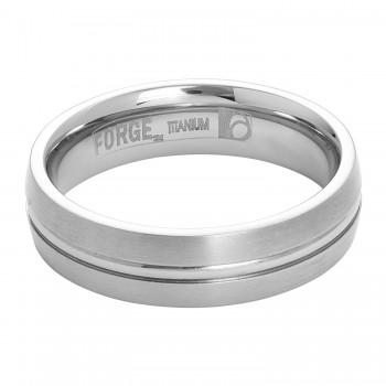 Gents Titanium Ring / Titanium