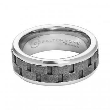 Gents Tungsten Ring / Tungsten