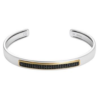 Gents Sapphire Bracelet / Silver