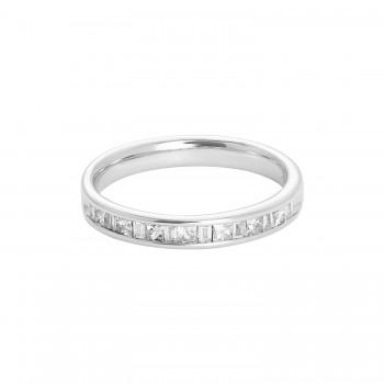 Ladies .450 Ctw Diamond Ring / 14 Kt W