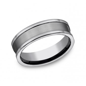 Gents Tungsten Ring / Tungsten