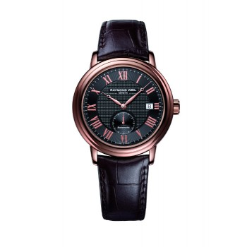 Gnts Brown Leather Rose Automatic Maestro