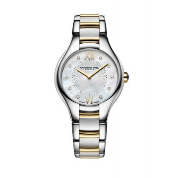 Raymond Weil Noemia Two-Tone Ladies Watch