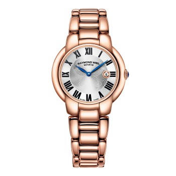 Raymond Weil Ladies Rose-Gold Watch