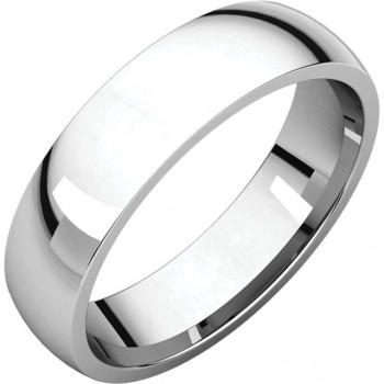 Gents White Gold Ring / 14 Kt W