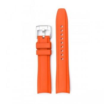 Everest Orange Replacement Strap for Rolex