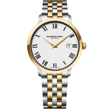Gents Two-Tone Stainless Steel Toccata Watch