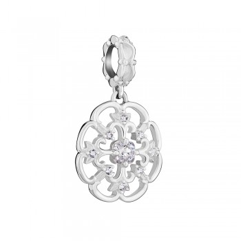Ladies Silver Charm / Silver