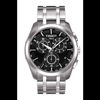 Tissot Couturier Chronograph Men's Watch