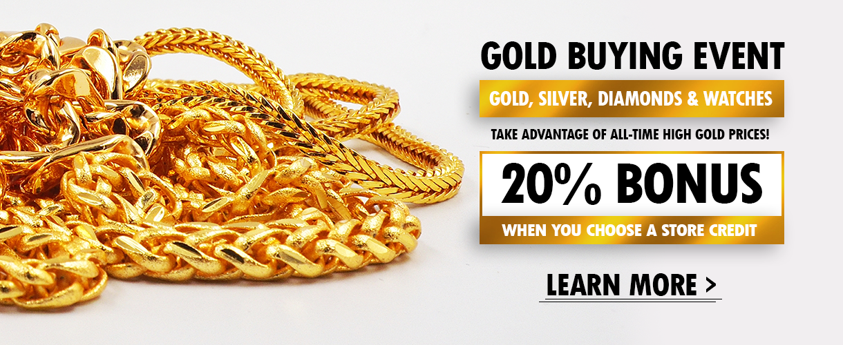 gold buying event - learn more