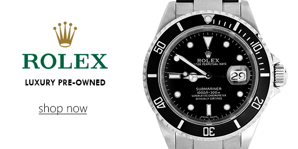 Rolex Pre-Owned Watches - Shop Now